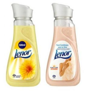 Lenor Fabric Conditioners