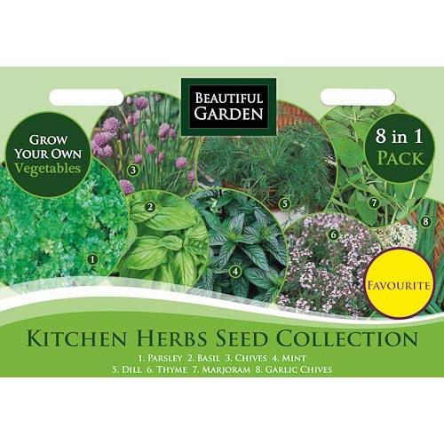 Kitchen Herbs Seeds