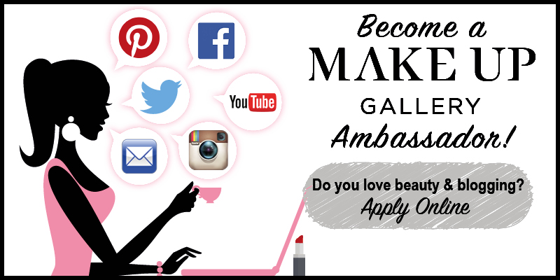 MakeUpGallery Twitter Promo