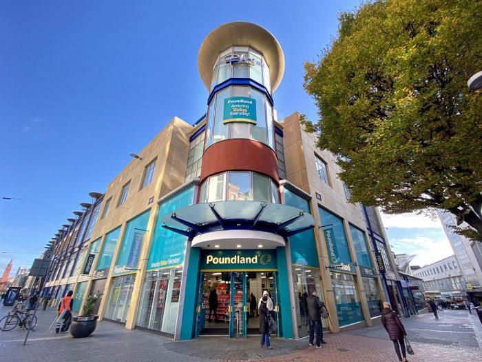 Poundland stores represent AMAZING VALUE for money!