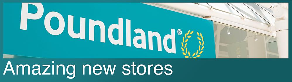 Amazing New Stores