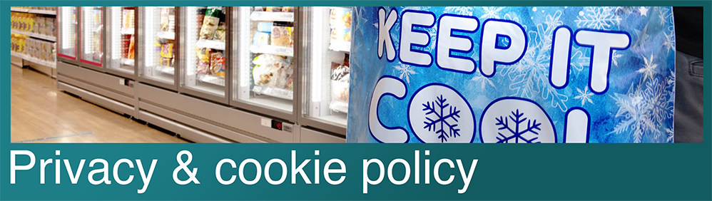 Privacy & cookie policy
