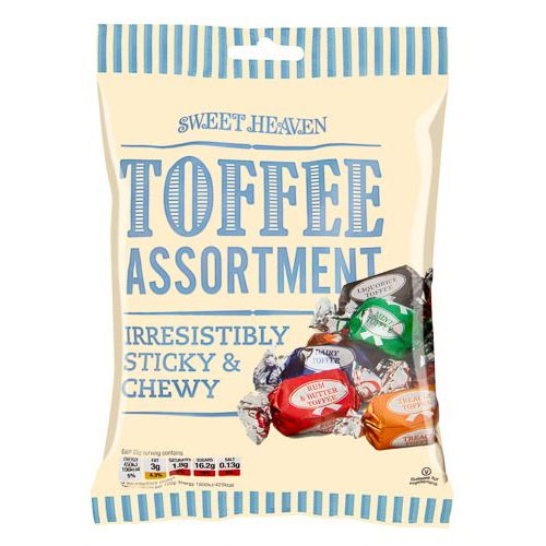 Sweet Heaven Chewy Toffee 275g