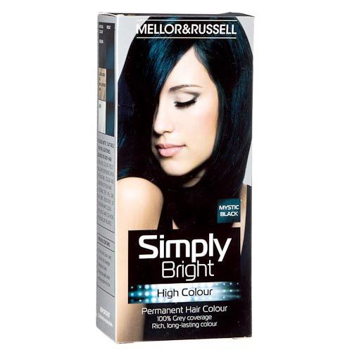 MELLOR & RUSSELL SIMPLY BRIGHT MYSTIC BLACK