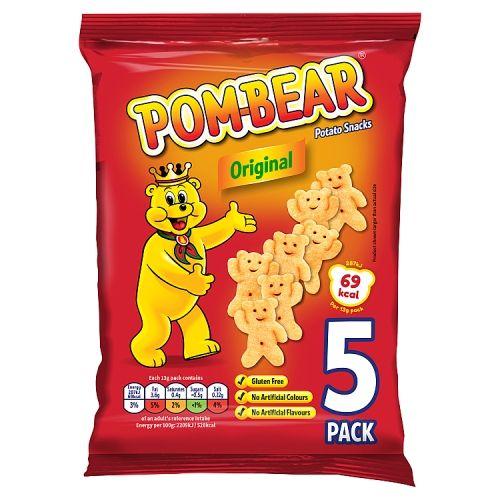 Pom-Bear Original 5x15g