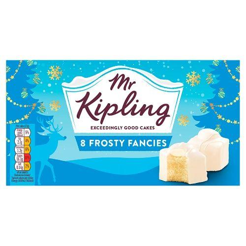 Mr Kipling Frosty Fancies 8 Pack