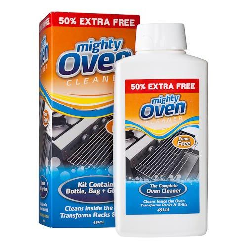 MIGHTY OVEN CLEANER  KIT 3 PIECES 330ML