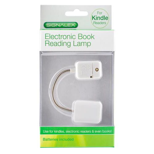 BATTERY OPERATED READING LIGHT