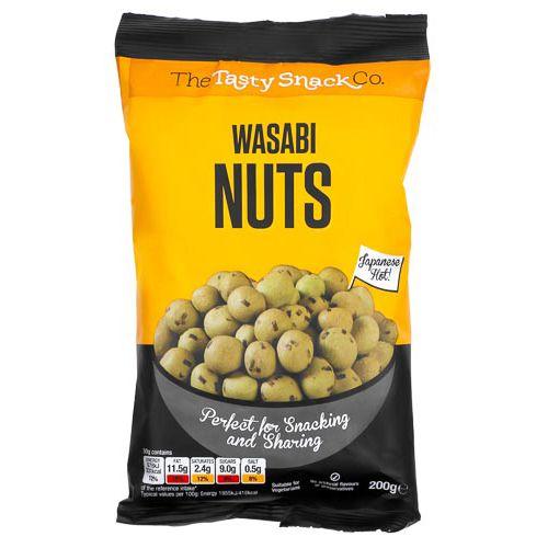 Wasabi Nuts 210g
