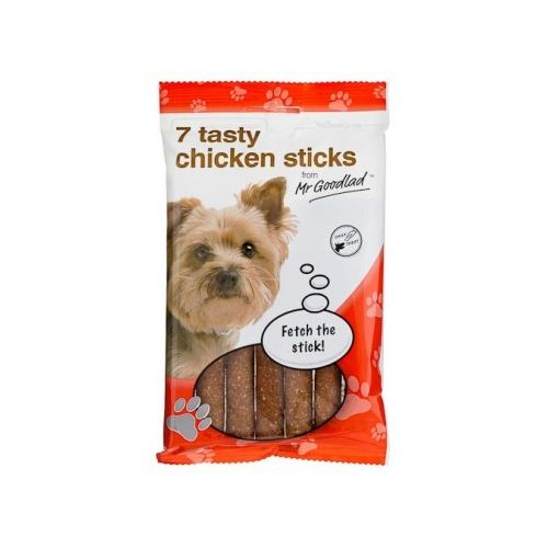 Goodlad Chicken Sticks For Dogs 7 Pack