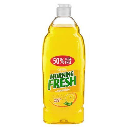 Morning Fresh Washing Up Liquid Lemon 50% Extra
