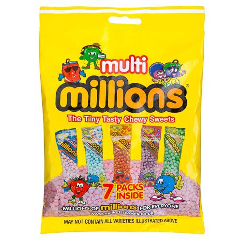 Multi Millions 115g
