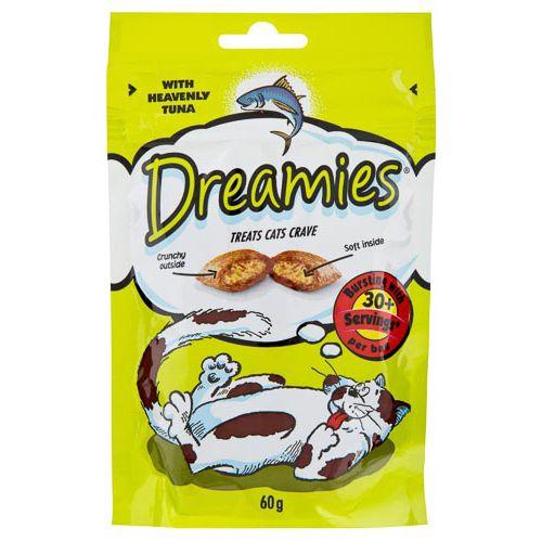 Dreamies Tuna Treats 60g