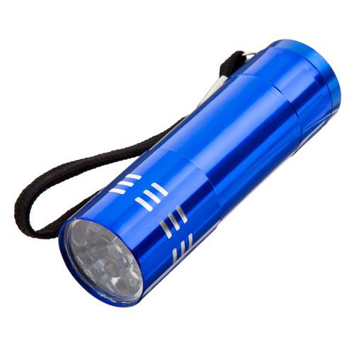 ELECTREK 9 LED ALUMINIUM TORCH