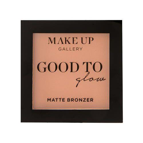 Make Up Gallery Good To Glow Matte Bronzer Light