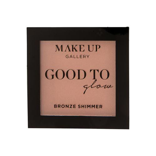 Make Up Gallery Good To Glow Shimmer Bronzer Light