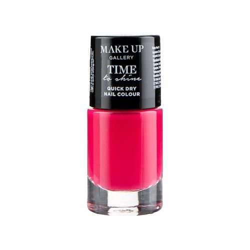 MAKE UP GALLERY TIME TO SHINE NAILS PINK RASPBERRY