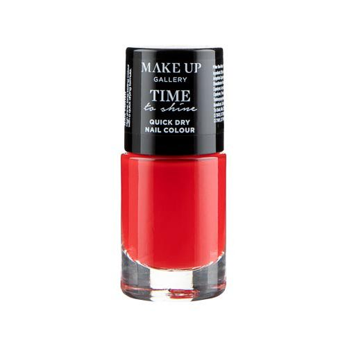 Make Up Gallery Time To Shine Nails Pillar Box Red
