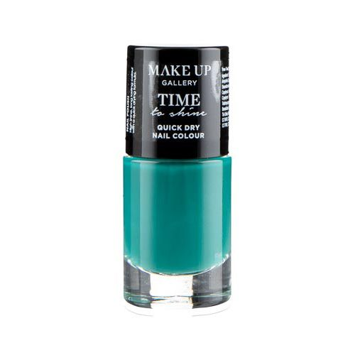 Make Up Gallery Time To Shine Nails True Teal