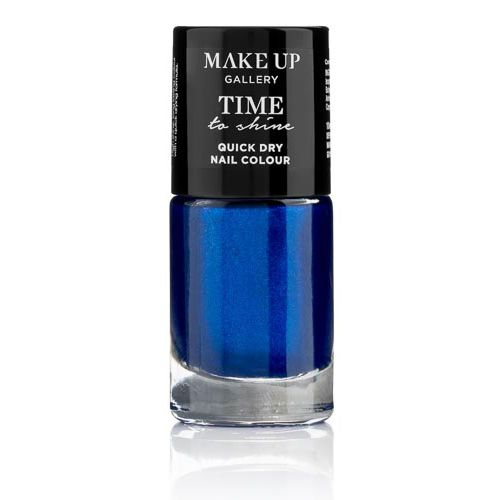 Make Up Gallery Time To Shine Nails Sapphire Blue