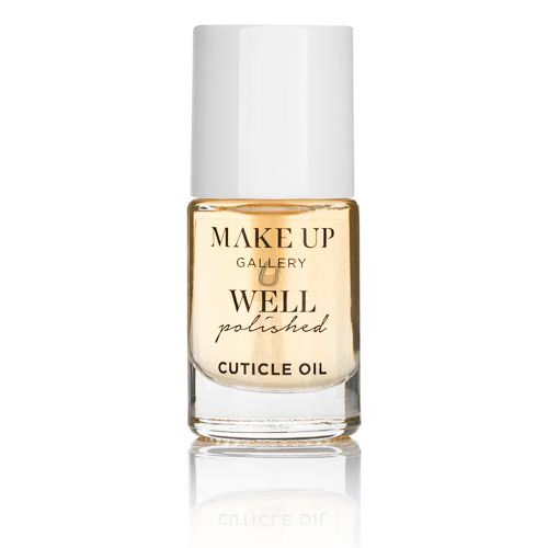MAKE UP GALLERY WELL POLISHED CUTICLE OIL
