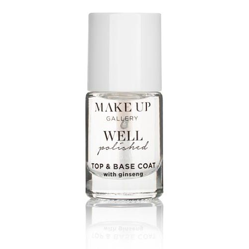 Make Up Gallery Well Polished High Gloss Top Coat