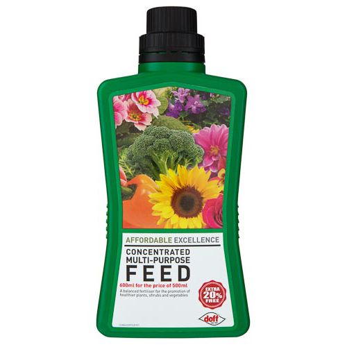 DOFF CONCENTRATED MULTI-PURPOSE FEED 600ML