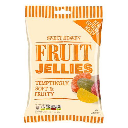 SWEET HEAVEN FRUIT JELLIES 285G