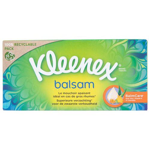 Kleenex Balsam Tissues 80pk