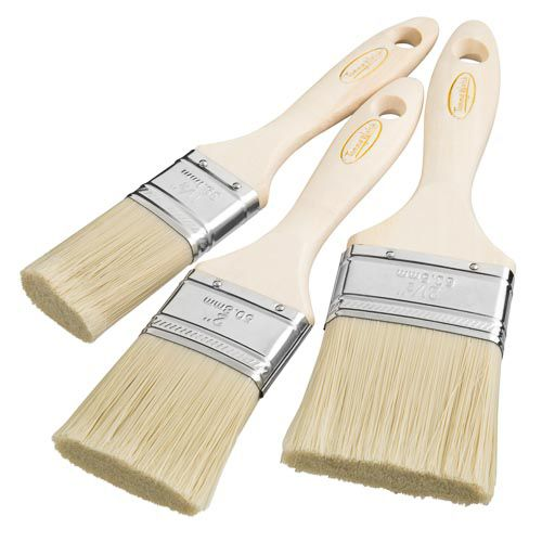 TOMMY WALSH PREMIUM PAINT BRUSH SET 3PC PACK