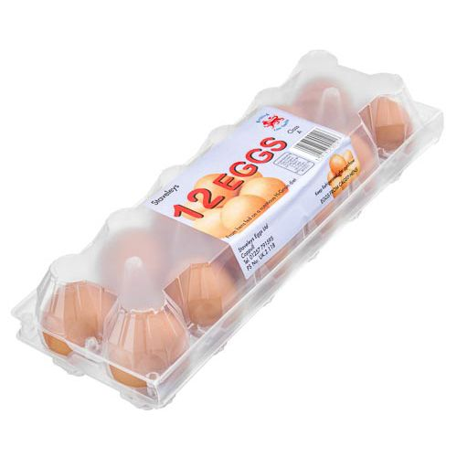STAVELEYS EGGS 12 PACK