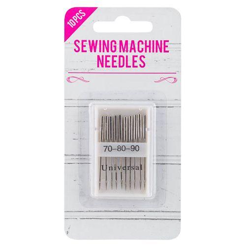 SEWING MACHINE NEEDLES 10PCS