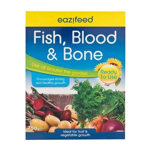 Eazi Feed Fish Blood and Bonetilizer 750g