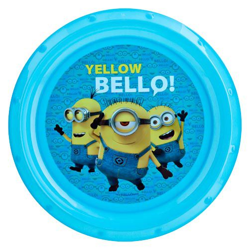 MINIONS BABY PLATE