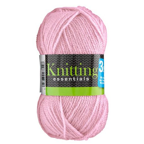 DOUBLE KNIT 50G YARN BLUSH