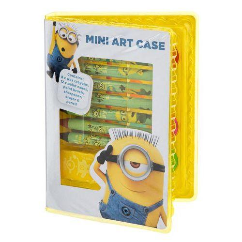 MINIONS MINI ART CASE