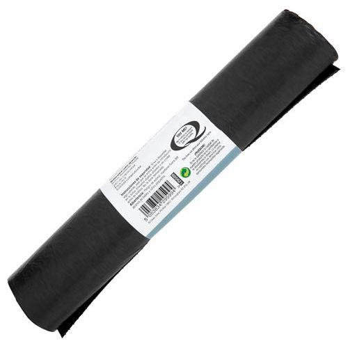 Wheelie Bin Liner Black 240l 8pk