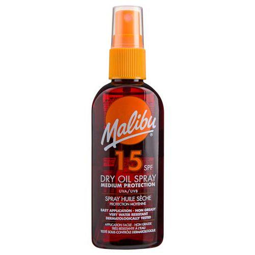 MALIBU DRY OIL SPRAY SPF 15 100ML