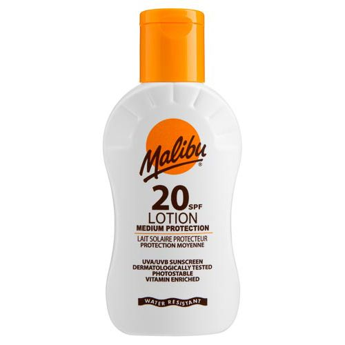MALIBU LOTION SPF 20 100ML