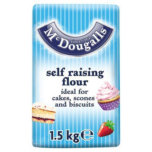 McDougalls Self Raising Flour 1.5kg