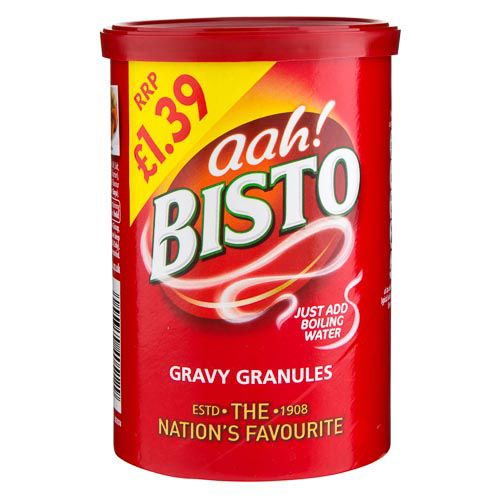 AAH! BISTO GRAVY GRANULES BEEF 170G