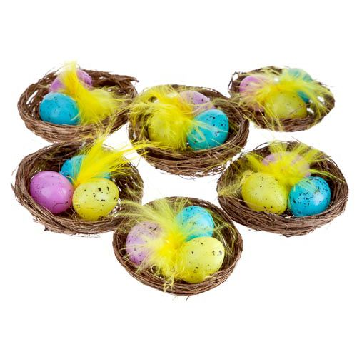 EASTER NESTS 6 PACK