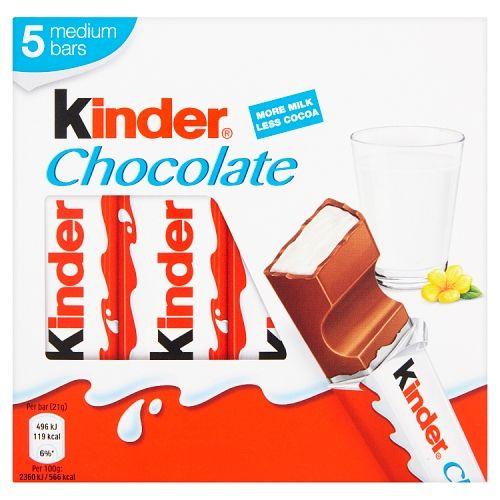 Kinder Chocolate Bar 150g