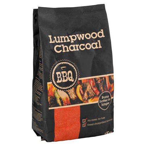 LUMPWOOD CHARCOAL BAG 1KG