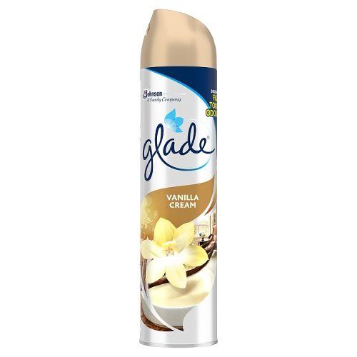 Glade Air Freshener Warm Vanilla 300ml