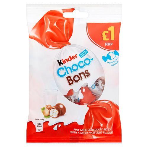 Kinder Chocobons Bag 69g