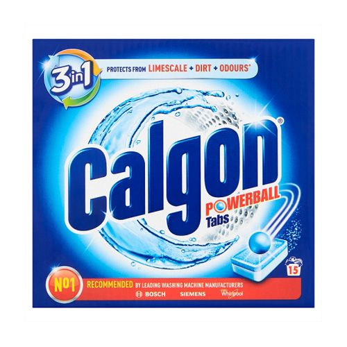 CALGON EXPRESS 3IN1 LIMESCALE PROTECTION 15 TABS