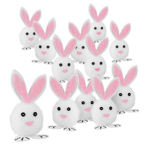 EASTER BUNNIES 12 PACK