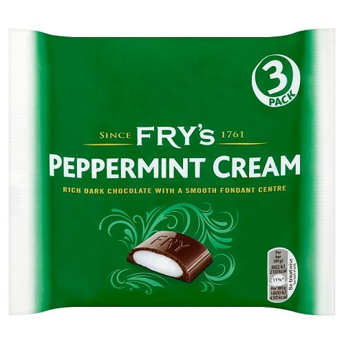 3PK FRYS PEPPERMINT CREAM