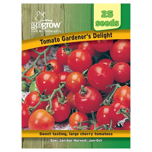 Mr Fothergills Tomato Gardeners Delight